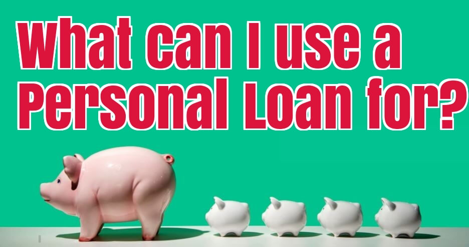 Use of Personal loan in the UK
